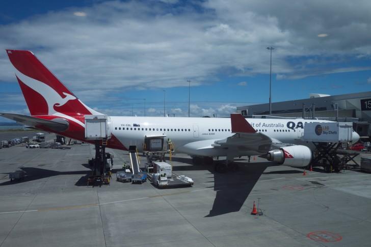 QF A330