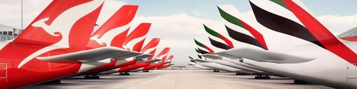 Qantas / Emirates