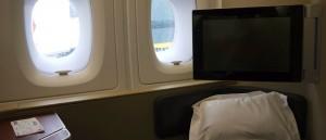 Melbourne - Singapore Qantas A380 review