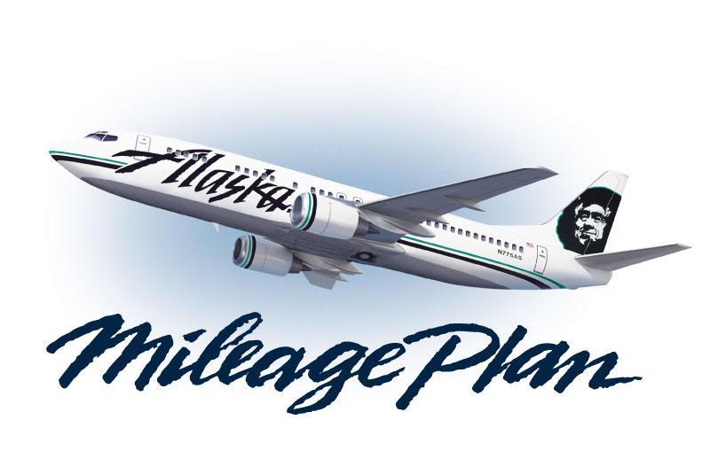 Alaska Airlines Mileage Plan Logo