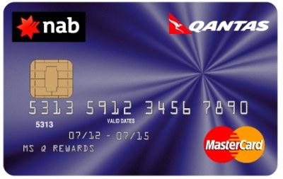 NAB qantas Classic Card