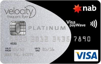 NAB Velocity Premium Card