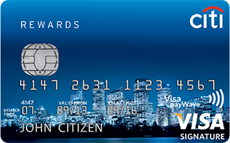 Citibank Signature Visa