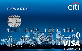 Citibank Signature Visa