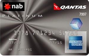 NAB Qantas Premium Credit Card
