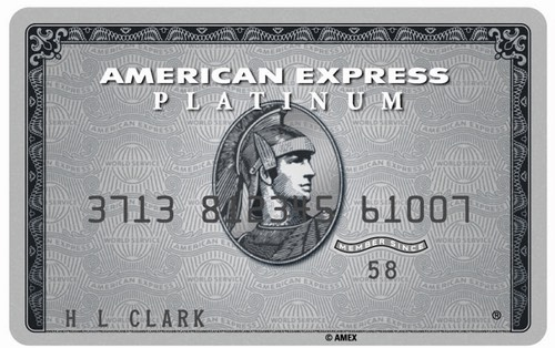American Express Platinum Charge