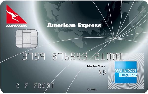 American Express Qantas Ultimate