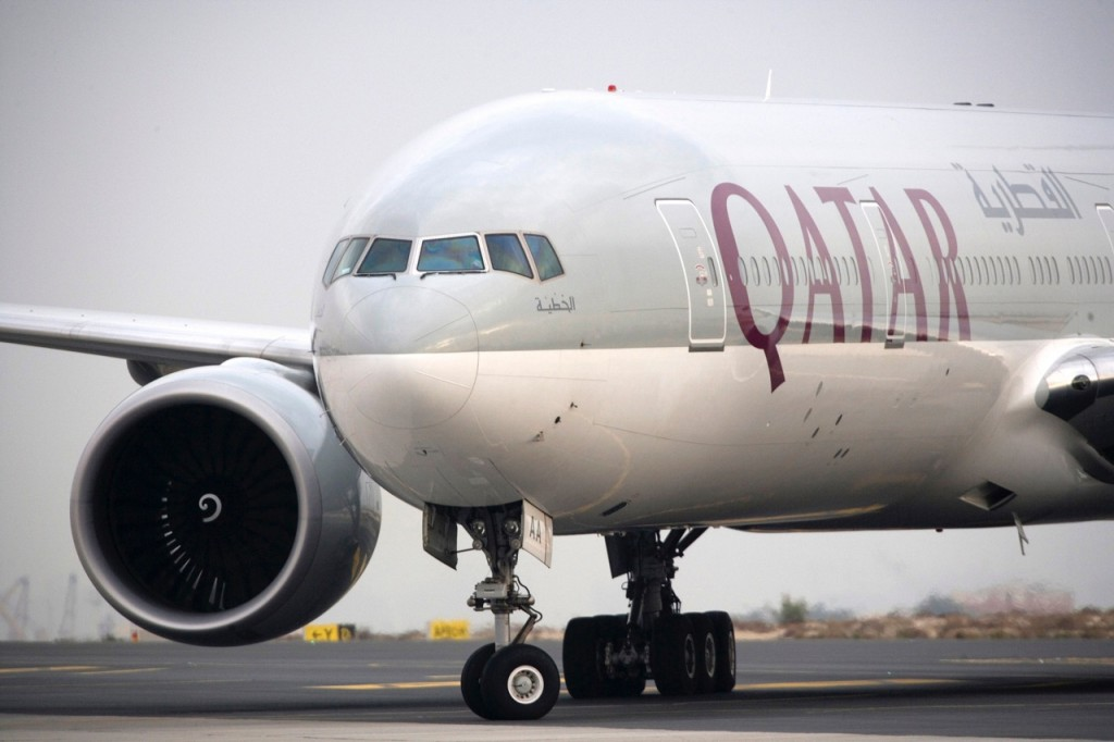 Qatar Airways 777-300ER