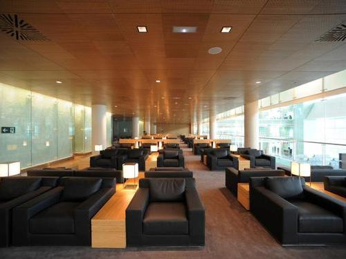 Priority pass lounge guide australian credit cards with for Sala 1 pau casals