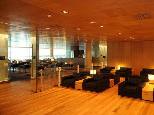 Sala VIP Pau Casals Barcelona 2