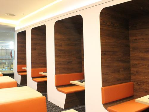 Singapore SATS lounge work