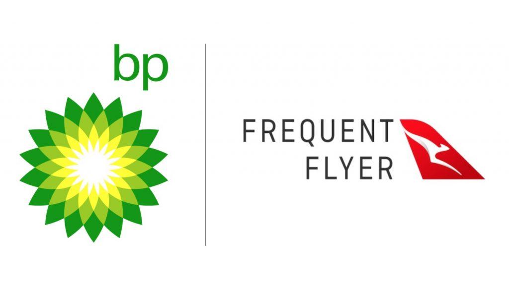 BP - Qantas logo