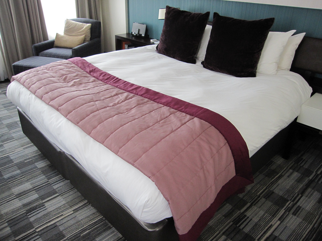 London City Crowne Plaza – Executive Club Room Review