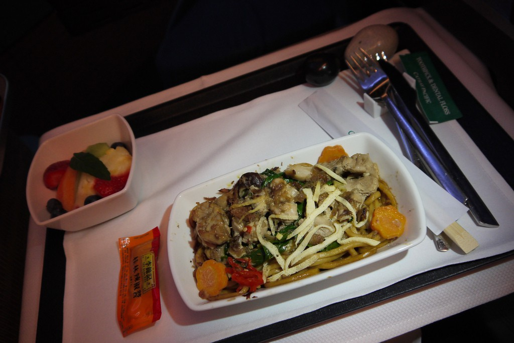 Sydney – Hong Kong Cathay Pacific Business Class Review