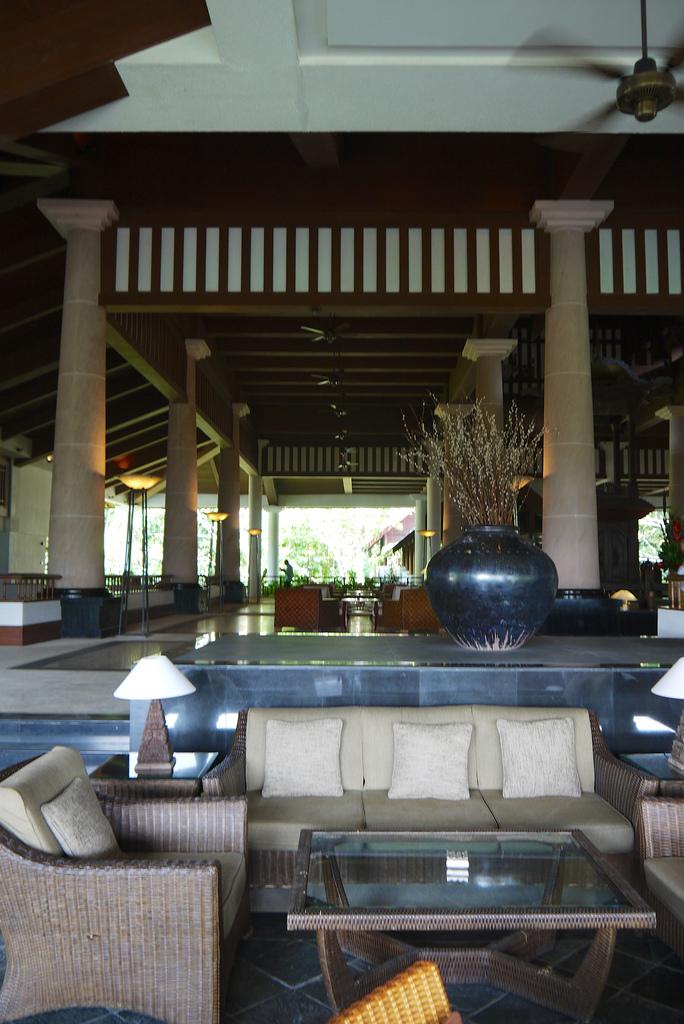 Four Seasons Langkawi resort and The Andaman Langkawi