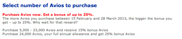 Avios Deal Info | Point Hacks