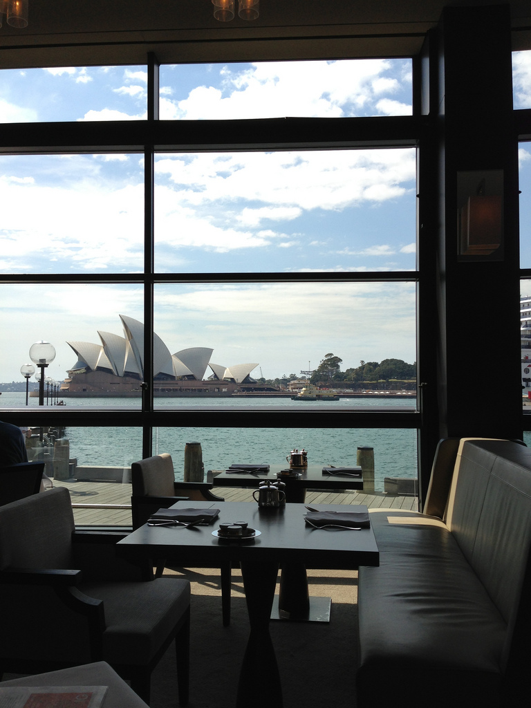 Opera House View King - Park Hyatt Sydney | Point Hacks
