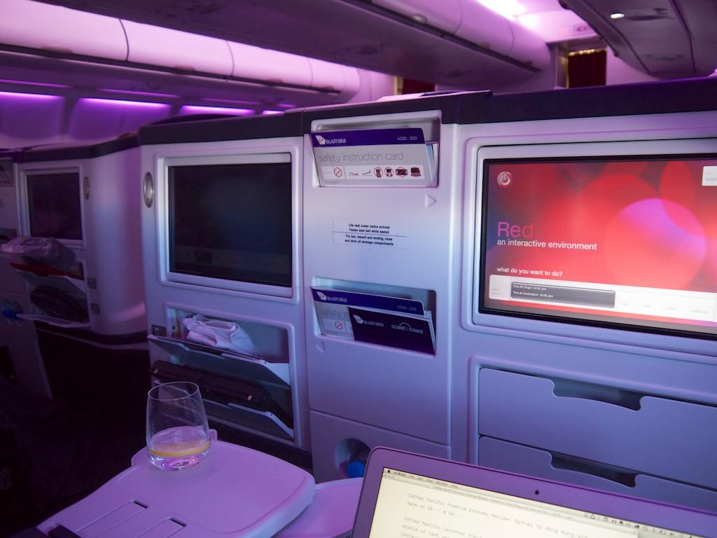 Virgin Australia A330 Coast-to-Coast Business Class Review