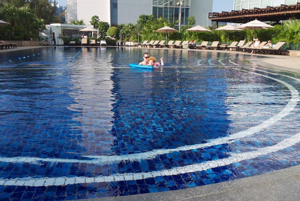 15 Hyatt Regency Sha Tin Pool | Point Hacks