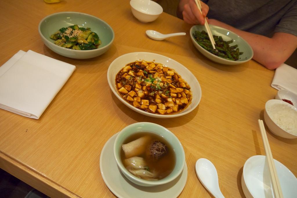 29 Dining Area - Hyatt Regency Sha Tin 2 Bedroom Executive Suite | Point Hacks