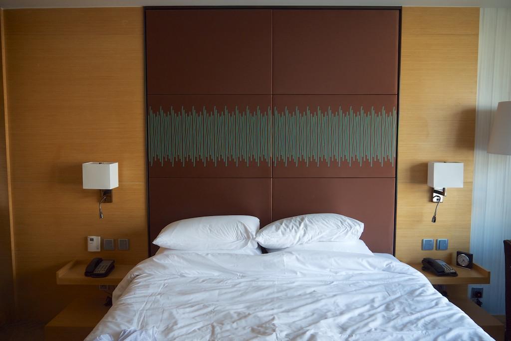 32 Master Bedroom - Hyatt Regency Sha Tin 2 Bedroom Executive Suite | Point Hacks
