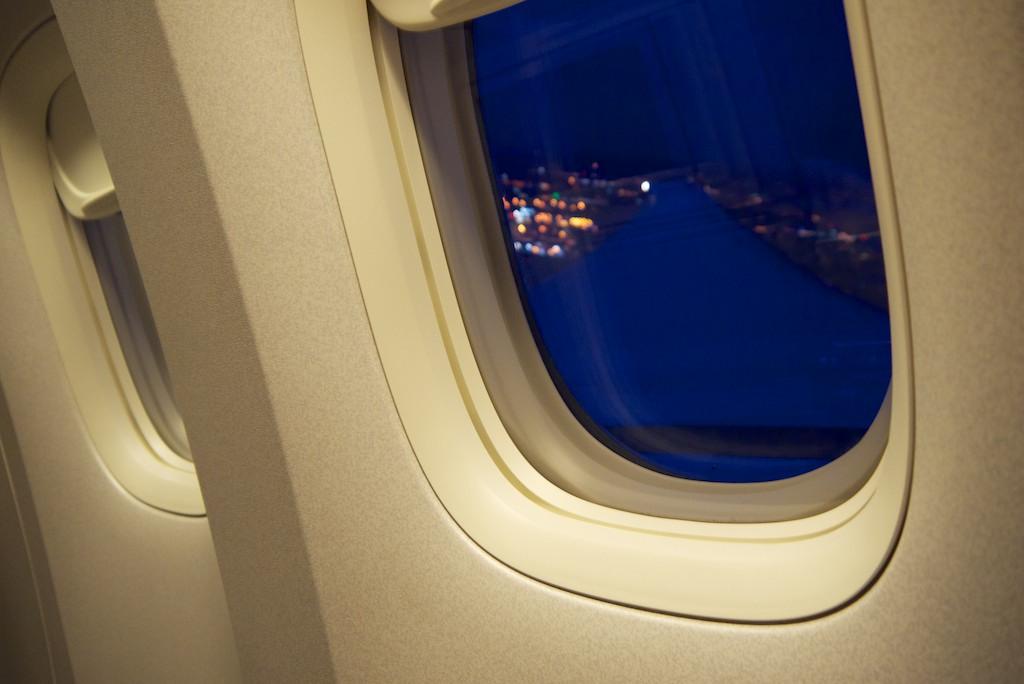3 - British Airways Club World - BA15 - London to Sydney