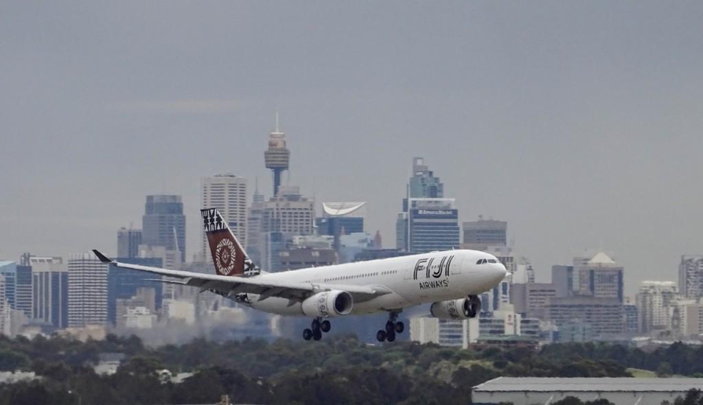 Fiji Airways A330 | Point Hacks