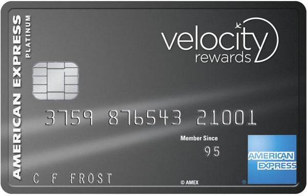 American Express Velocity Platinum