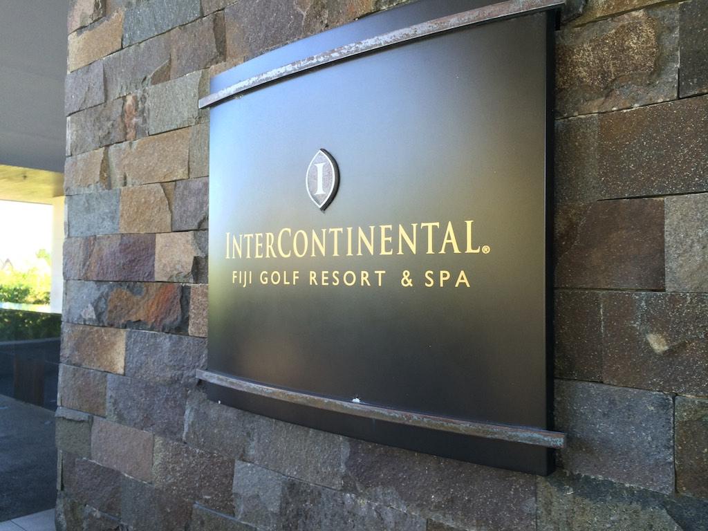 1 InterContinental Fiji   Point Hacks