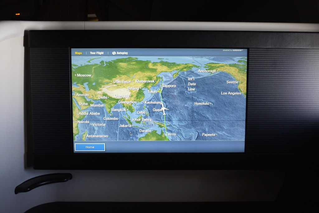 15 Japan Airlines First Class Cabin - JL772 - Sydney - Tokyo   Point Hacks