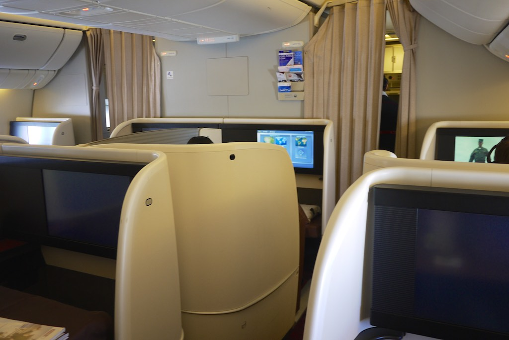 4 Japan Airlines First Class Cabin - JL772 - Sydney - Tokyo | Point Hacks