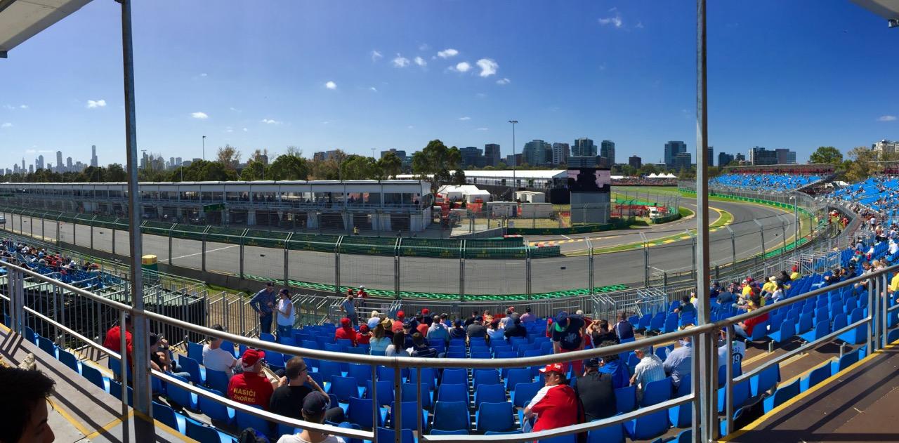 Melbourne Grand Prix 2015