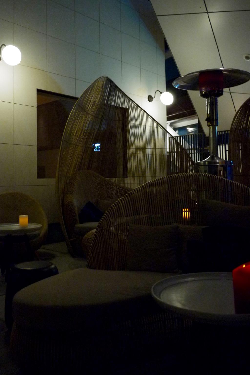 Rooftop bar - Andaz Tokyo Toranomon Hills