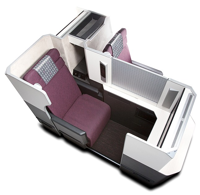 JAL Sky Suite Business Class