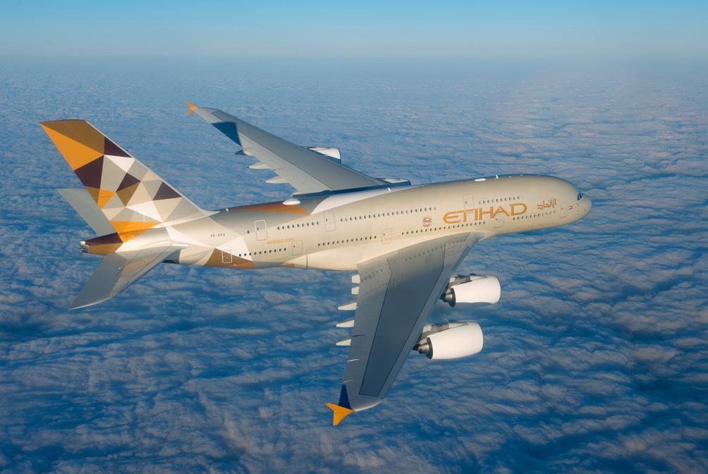 Etihad Airbus A380 | Point Hacks