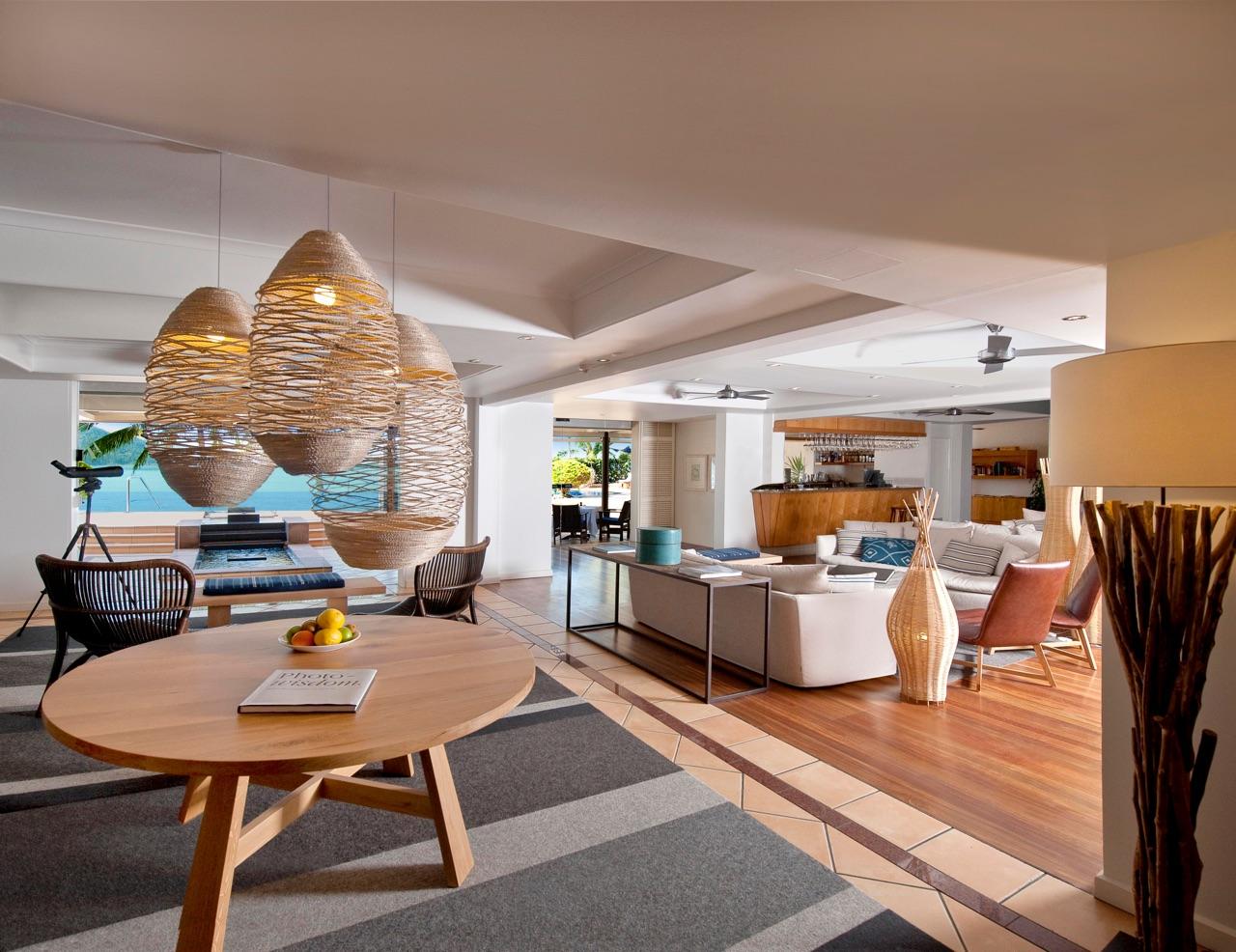 Hamilton Island Beach Club Lounge