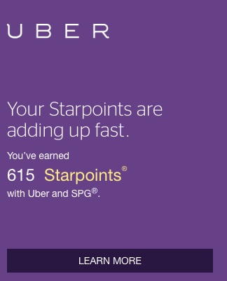 SPG Dasbhoard Uber