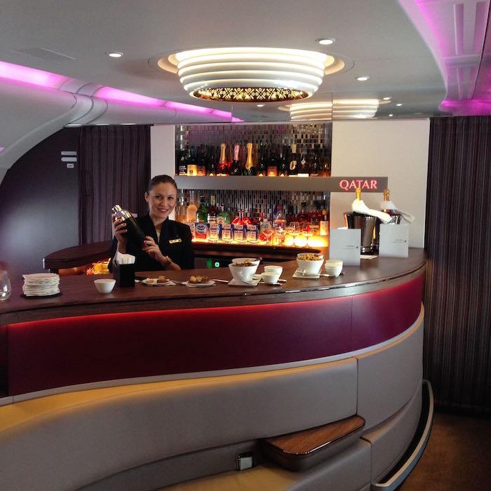 QR A380 Bar | Point Hacks