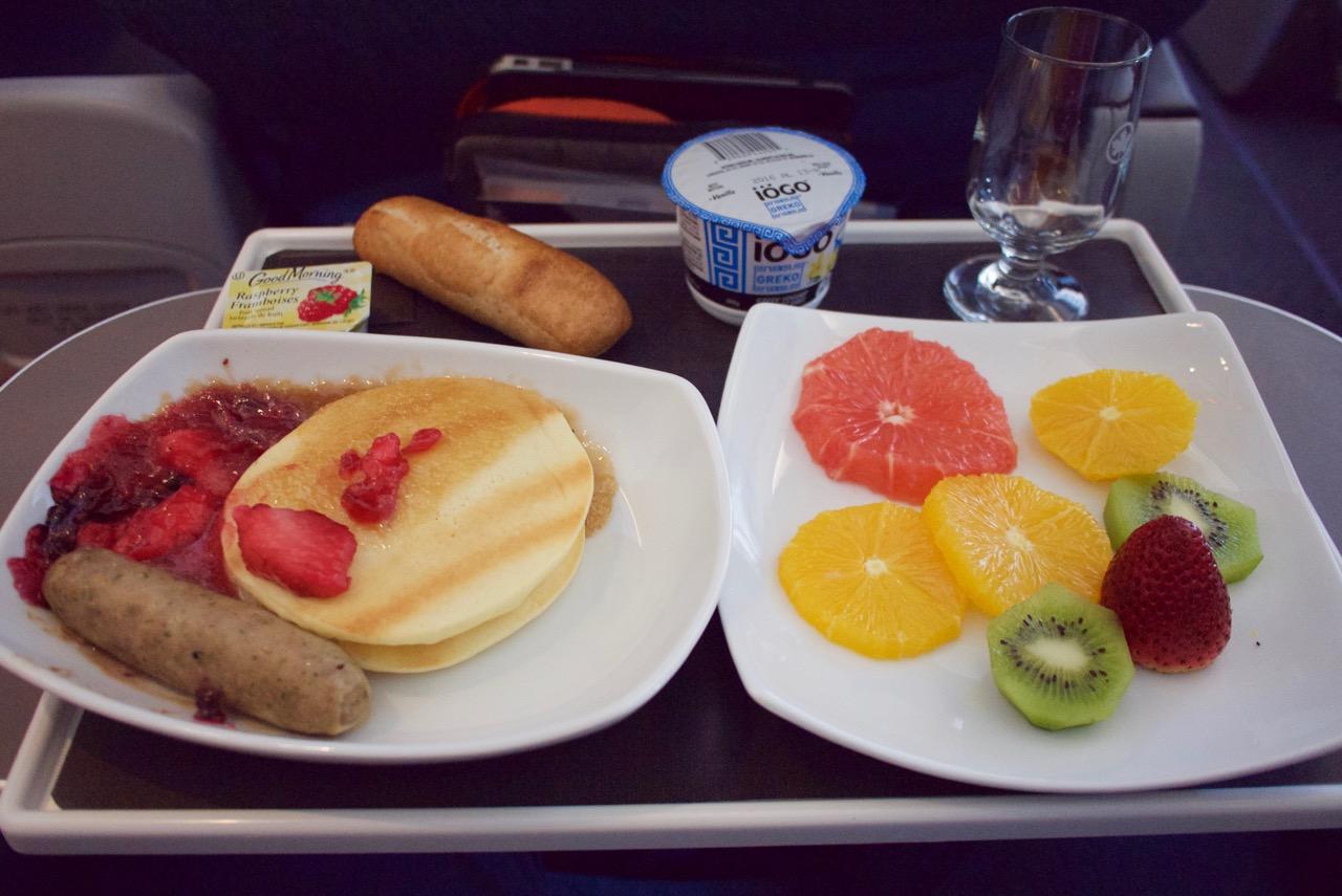 Air Canada AC548 Vancouver - Newark (10) | Point Hacks