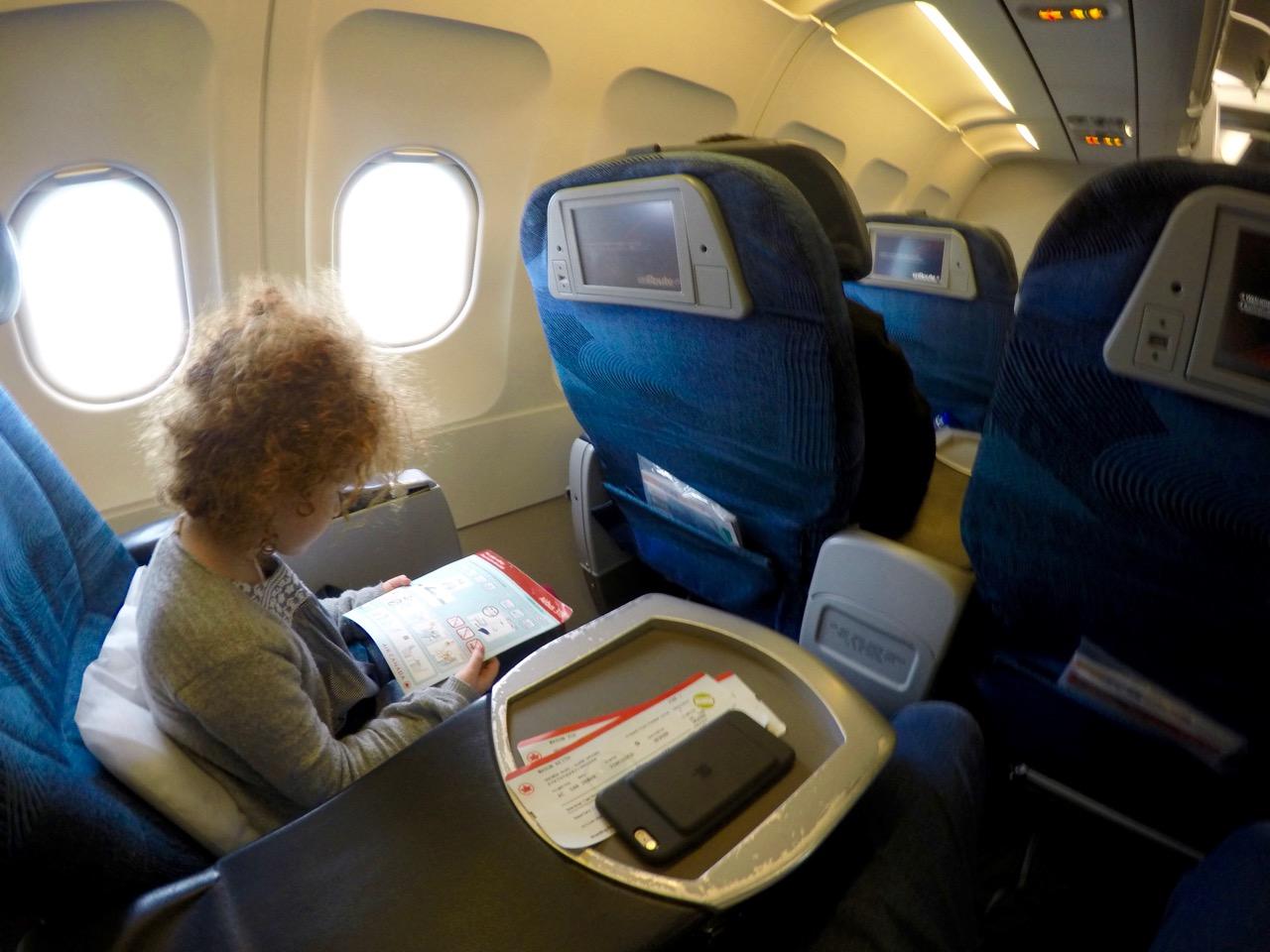 Air Canada's A319 Business Class | Point Hacks