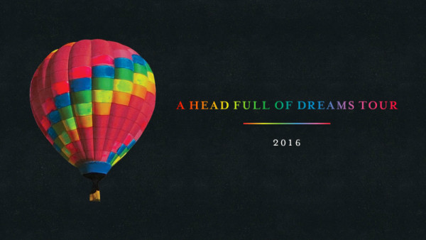 Coldplay 2016 tickets