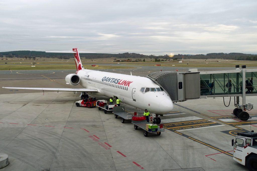QantasLink Boeing 717   Point Hacks
