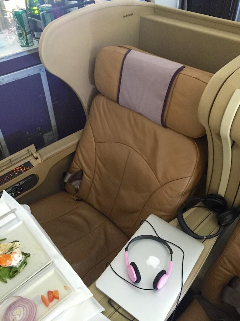 SQ old J seat