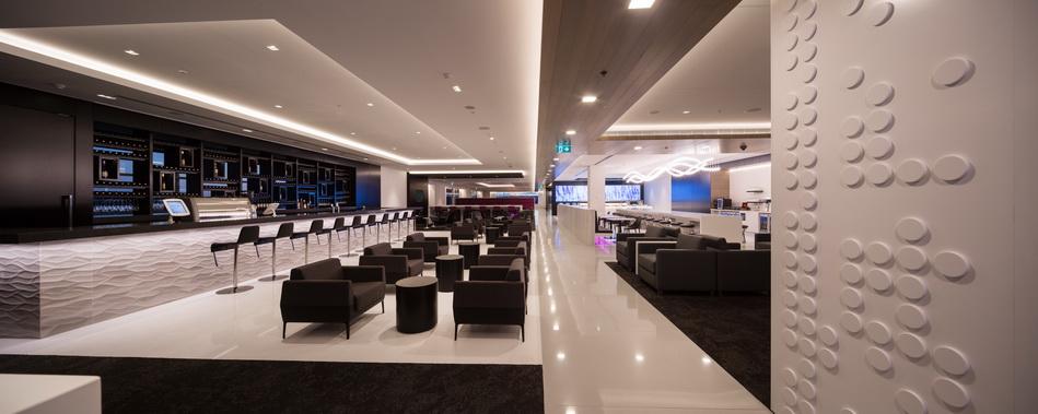 Sydney Air NZ Lounge 2 | Point Hacks