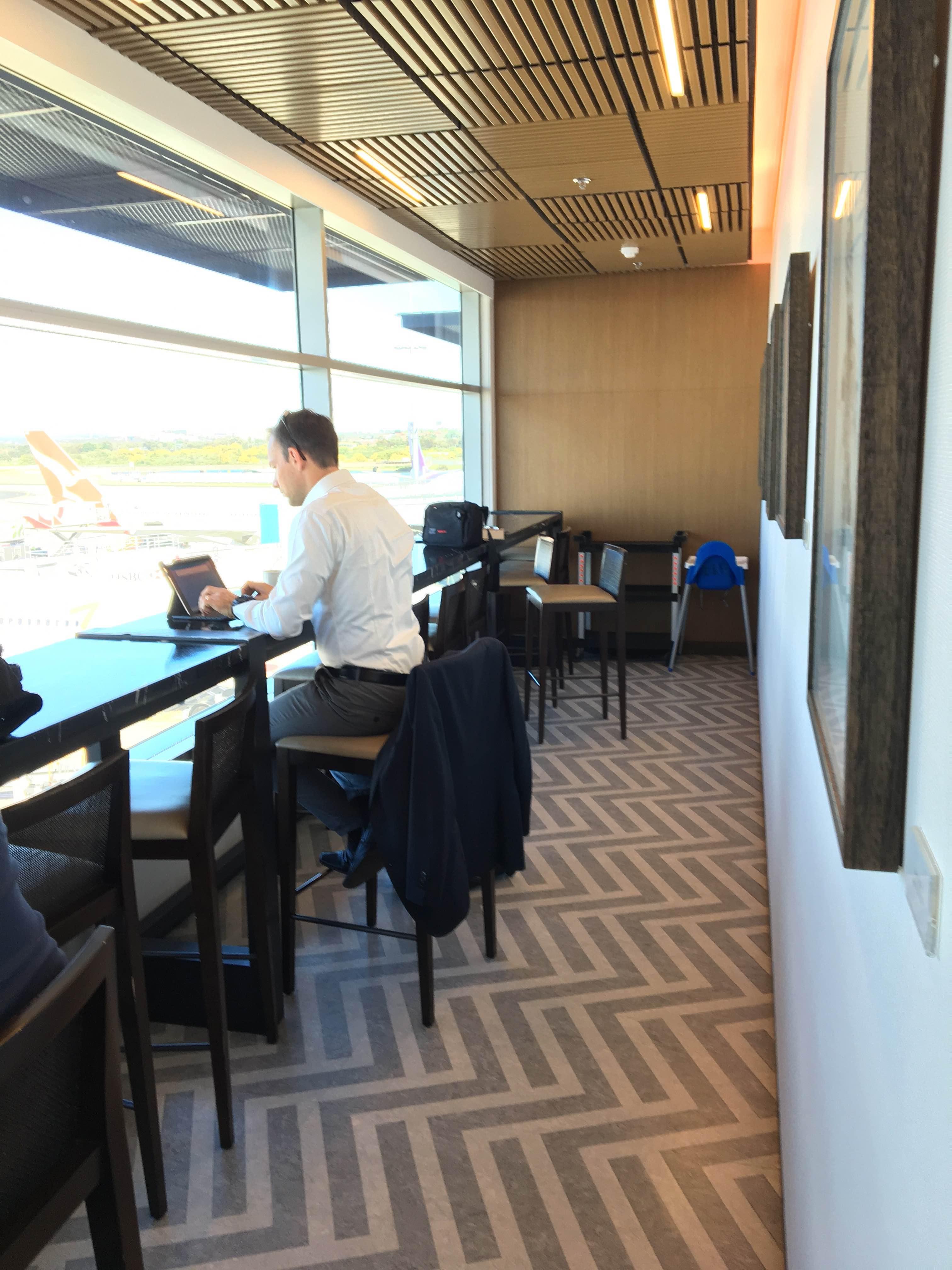 krisflyer-sydney-lounge-15 | Point Hacks