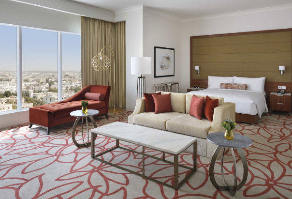 Suite at Marriott Hotel Downtown, Abu Dhabi