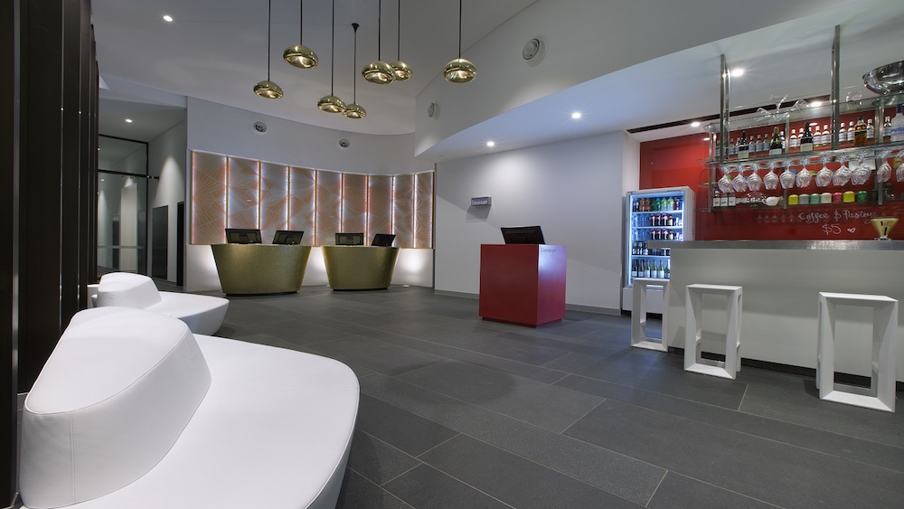 Four Points by Sheraton Brisbane Lobby | Point Hacks