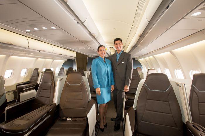 Hawaiian Airlines A330 Business Class