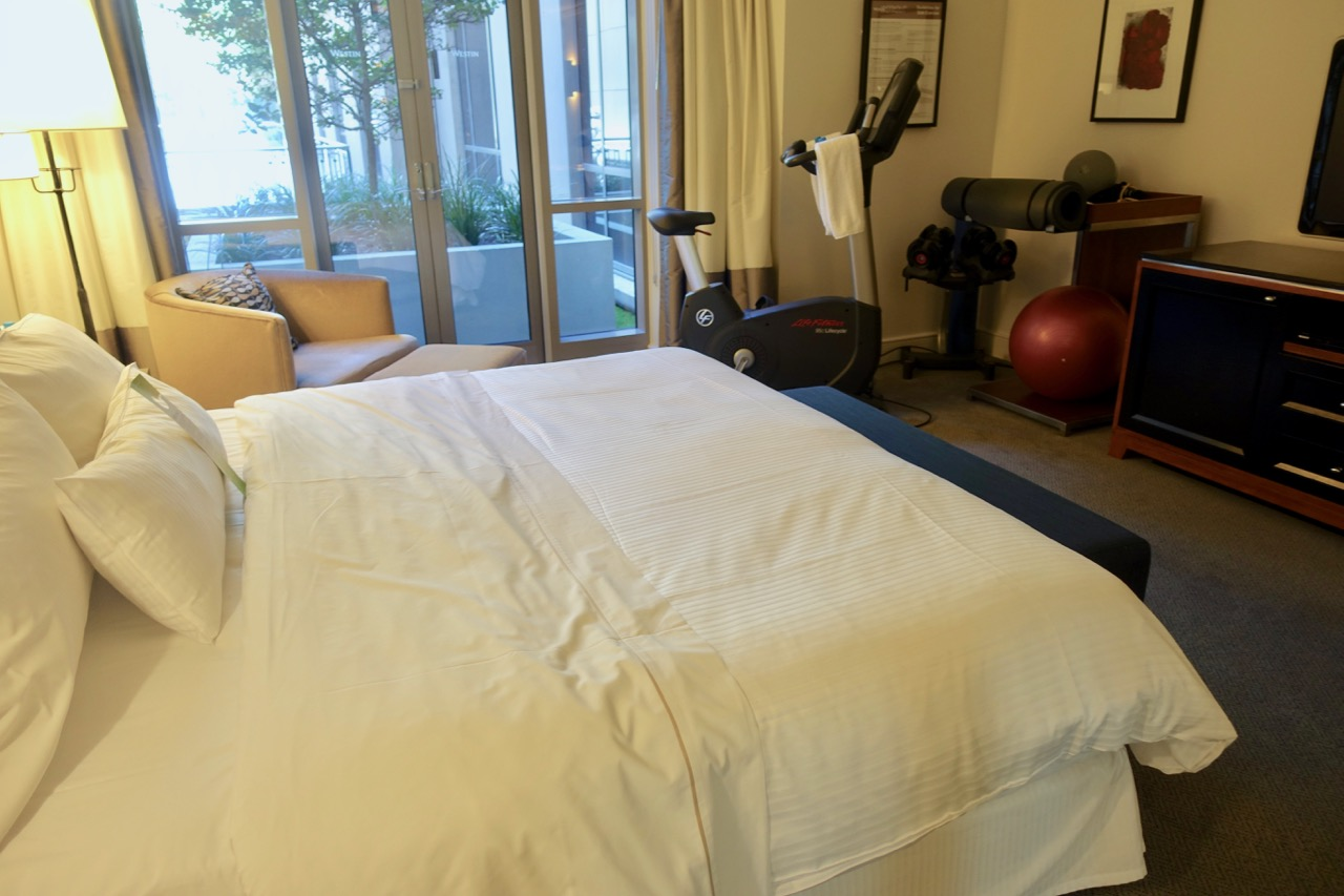 The Westin Melbourne WestinWORKOUT Room