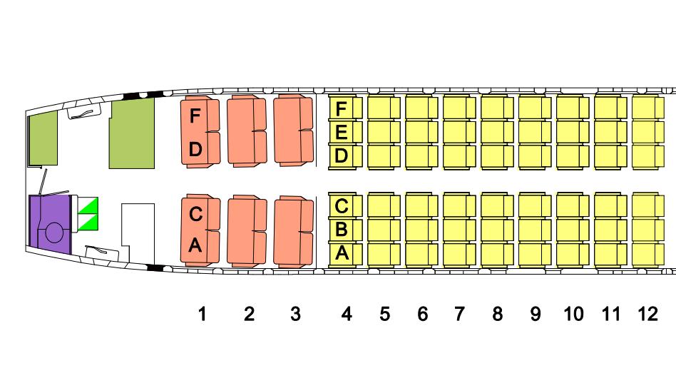 Qantas 737 Seat Map | Point Hacks
